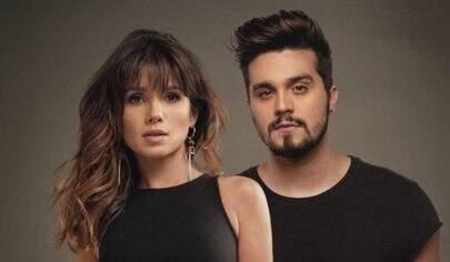 """Luan Santana não canta versão de """"Shallow"""" e cancela participação no DVD de Paula Fernandes"""