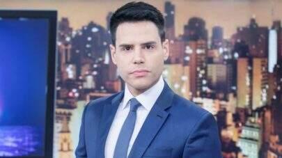 """Mulher casada dá em cima de Luiz Bacci e jornalista dispara: """"Cria vergonha na cara"""""""