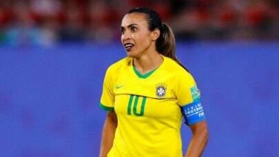 Após gol contra a Itália, Marta bate recorde de maior número de gols em Copas do Mundo