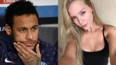 Vaza áudio de Najila Trindade enviado para Neymar após briga