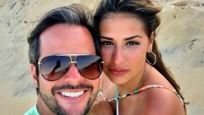"""Kaká Diniz e Simone falam sobre a libido na gravidez: """"Quebrando a marreta no meio"""""""