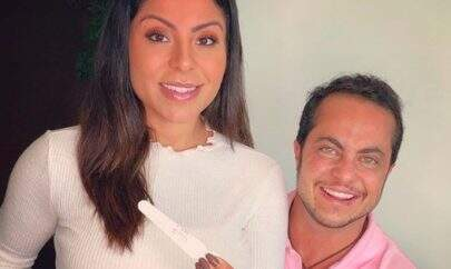 Thammy Miranda e Andressa Ferreira revelam sexo do bebê