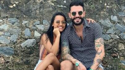 "Ex-BBBs, Gleici Damasceno e Wagner Santiago terminam namoro: 'É algo doloroso"""