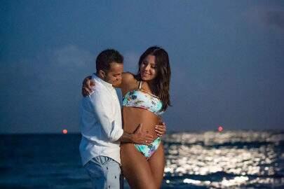 Thammy Miranda e Andressa Ferreira anunciam nome do primeiro filho