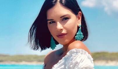 """Mariana Rios posa de biquíni e novamente choca com magreza: """"Contando as costelas"""""""