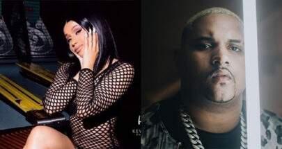 Cardi B grava vídeo ouvindo funk de Kevin O Chris