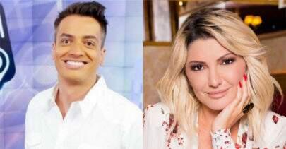 """Leo Dias expõe Antonina Fontenelle e atriz se irrita: """"Tentar me fu***"""""""