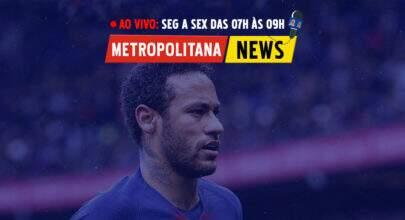 """""""Metropolitana News #2"""": Vice-presidente do Barcelona nega negociação com Neymar"""