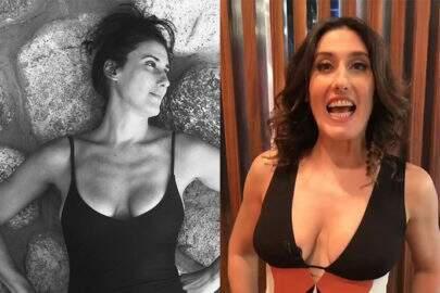 Internauta diz que seios de Paola Carosella são caídos e cozinheira rebate