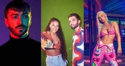 """""""Músicas de sexta"""": Novo hit de Sam Smith, parceria de Ludmilla e Silva, além do disco de Iggy Azalea"""
