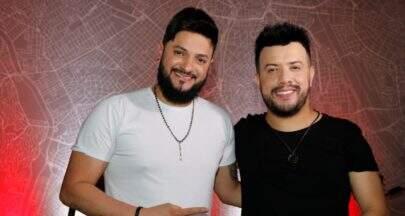 """Diego & Victor Hugo lançam DVD """"Ao Vivo e Brasília"""""""
