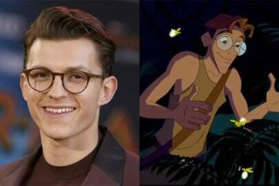 """Tom Holland, de """"Homem-Aranha"""", pode estrelar o live-action de """"Atlantis: O Reino Perdido"""""""