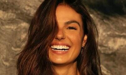 """Isis Valverde muda o visual e aparece ruiva: """"Acabou pra você Marina Ruy Barbosa"""""""