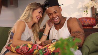 Léo Santana volta a seguir Lorena Improta no Instagram após terminar noivado