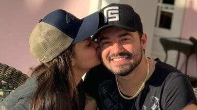 """Maiara diz que Fernando fica """"provocando"""" e confessa: """"Tenho ciúmes fora do normal"""""""