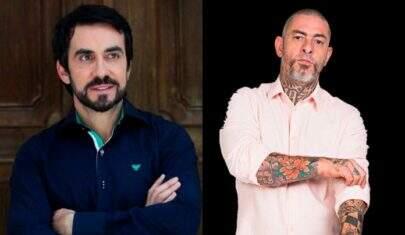 """Padre Fábio de Melo detona Henrique Fogaça após foto polêmica: """"Longe de ser pessoa do bem"""""""