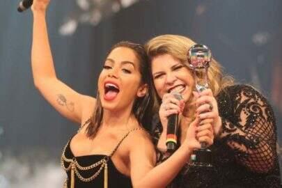 Após curtir comentário que criticava Marília Mendonça, Anitta se pronuncia