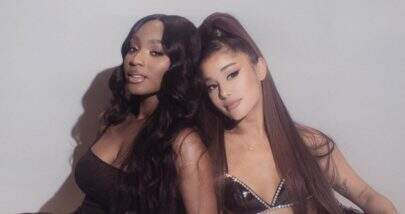 Normani divulga trecho de parceria com Ariana Grande