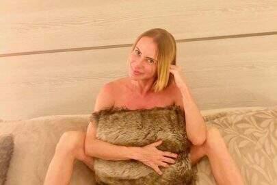 Marilene Saade, esposa de Stênio Garcia, é censurada pelo Instagram