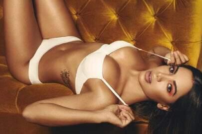 "Antes de rebolar, Anitta fala sobre seus seios: ""Tudo de mentira"""