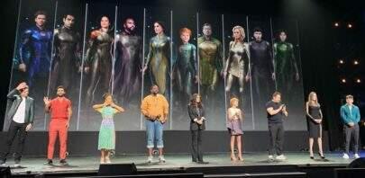 """Presidente da Marvel diz que filme """"Os Eternos"""" terá herói gay: """"Ele é casado e tem família"""""""