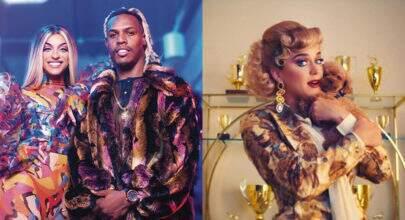 """""""Músicas de sexta"""": Parceria de Pabllo Vittar e MC Kekel e clipe de Katy Perry"""
