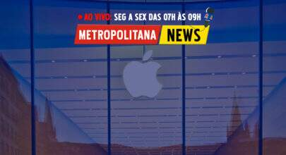 """Metropolitana News #30"": Apple divulga data do evento que irá anunciar a nova geração de iPhones"