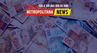 """""""Metropolitana News #12"""": Caixa divulga calendário para saques do FGTS"""