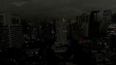 """Dia vira noite em São Paulo e internautas se assustam: """"Parece Stranger Things"""""""