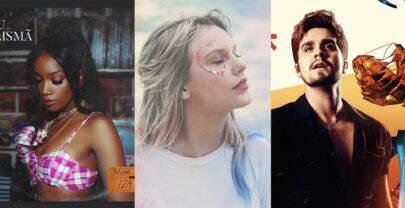 """Músicas de sexta"": ""Talismã"" de Iza, DVD ""Viva"" de Luan Santana e novo álbum de Taylor Swift ""Lover"""