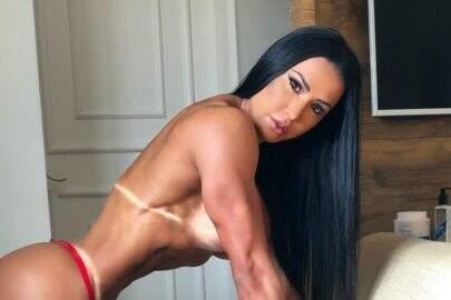 """Gracyanne Barbosa é cortada do Miss Bumbum por estar """"fora dos padrões estéticos"""""""