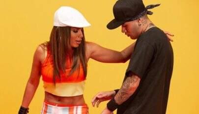 """Anitta revela que já tentou ficar com Kevinho: """"Ele tem um terremoto grandão"""""""