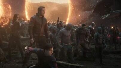 """Fãs acham erro na batalha final de """"Vingadores: Ultimato"""""""