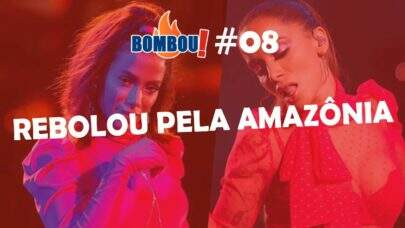 BOMBOU! Anitta cumpre promessa e rebola pela Amazônia
