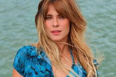 "Aos 40 anos, Carolina Dieckmann afirma: ""Nunca fiz preenchimento e Botox"""