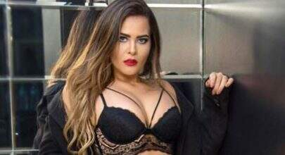 "Geisy Arruda provoca seguidores ao posar de lingerie: ""Estou entediada"""