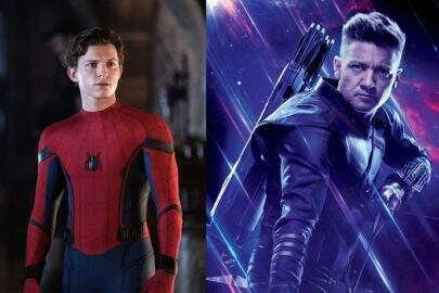 Após anúncio de que Homem-Aranha não faz mais parte do MCU, ator do Gavião Arqueiro reclama