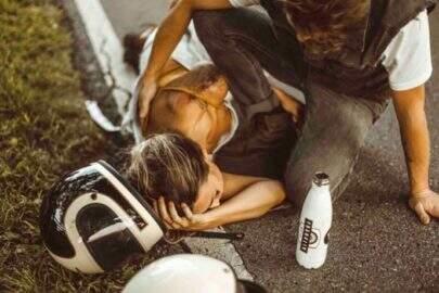 Influencer é acusada de forjar próprio acidente para publicar fotos