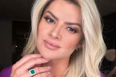 "Mirella Santos faz plástica no nariz e mostra resultado: ""Fininho"""