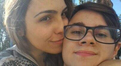 """Namorada de Rafael Miguel acusa polícia: """"Estão do lado do criminoso"""""""