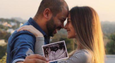 Projota anuncia que será pai pela primeira vez e revela sexo do bebê