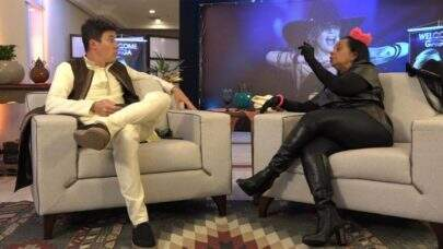 Exagerou? Rodrigo Faro faz pegadinha com Gaga de Ilhéus e público o acusa de humilhação