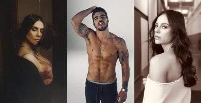 Cleo, Paolla Oliveira e Caio Castro; Confira os famosos que estão na pista no Dia do Solteiro