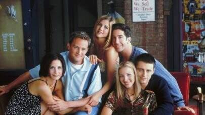 """Qual personagem disse estas frases icônicas em """"Friends""""?"""