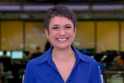 """Despedida de Sandra Annenberg emociona internautas: """"Fiz tudo com verdade"""""""