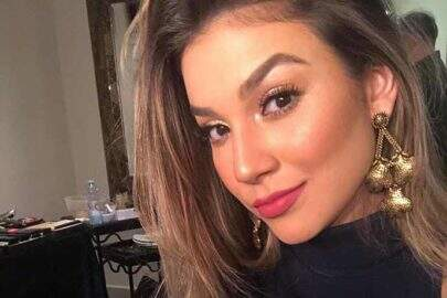 """Irmã de Luan Santana posa de biquíni e fãs se impressionam: """"Mulher de peito"""""""