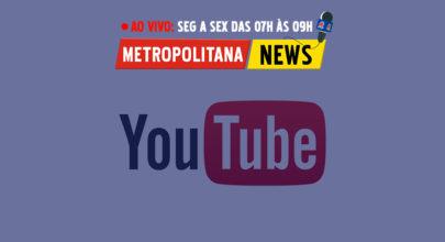 """""""Metropolitana News #31"""": YouTube anuncia mudança na visualização do número de inscritos"""