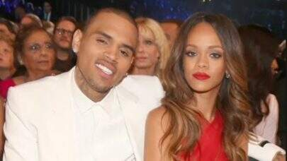 Chris Brown faz comentários ousados em foto de Rihanna de lingerie