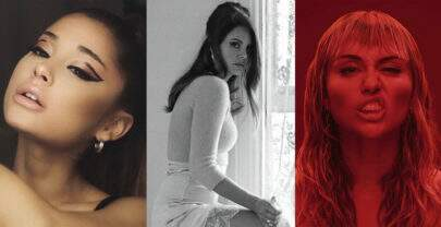 "Single de Ariana Grande, Lana Del Rey e Miley Cyrus para filme ""As Panteras"" tem data revelada"