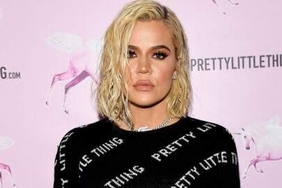 """Excesso de plástica? Khloé Kardashian aparece irreconhecível e fãs reagem: """"Ken Humano?"""""""